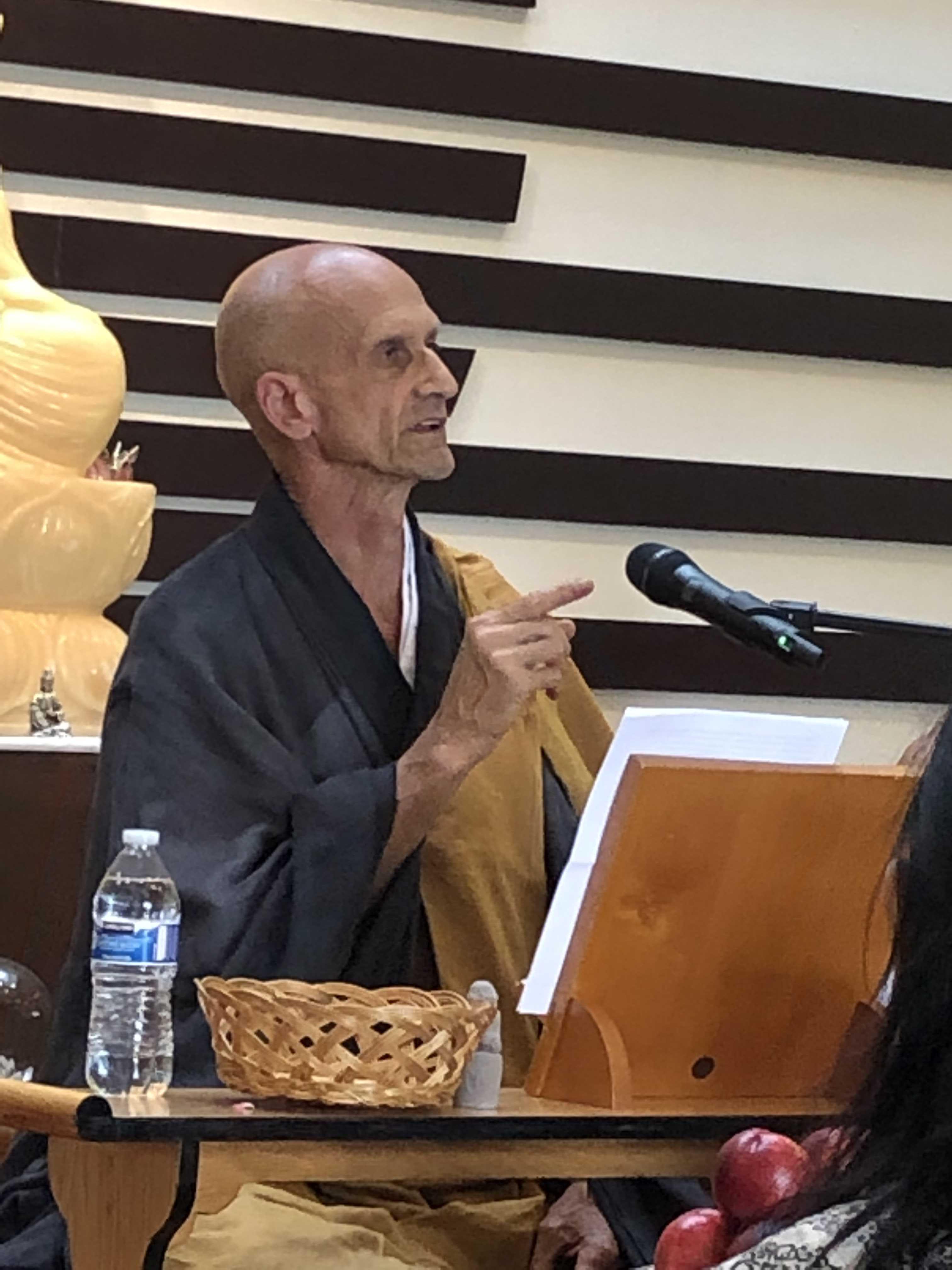 Vesak Day 2018 MABA CZC Teacher, Daigaku Rumme´